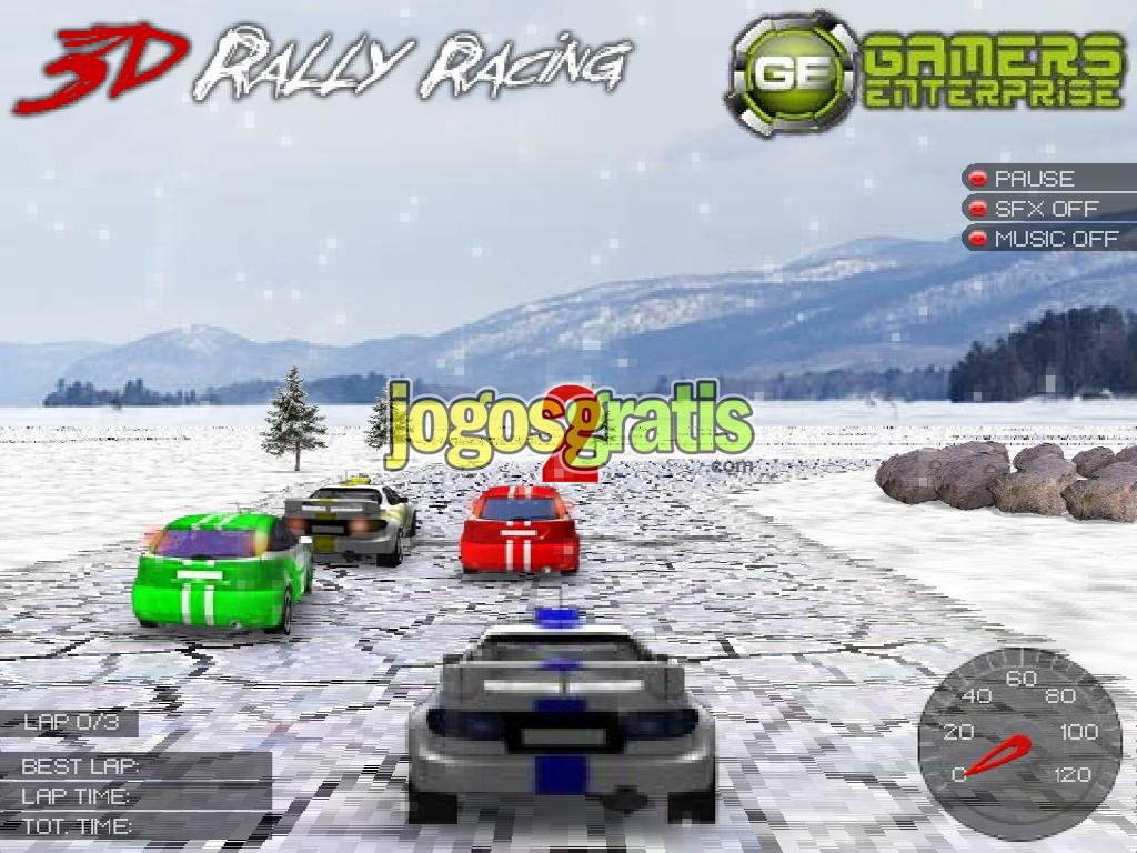 Jogos de moto de rally
