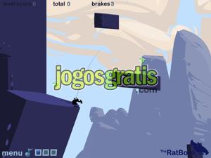 A Rat at the Cliffs Jogos de plataforma