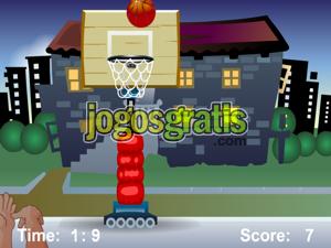 Basketball Game Jogos de basquete