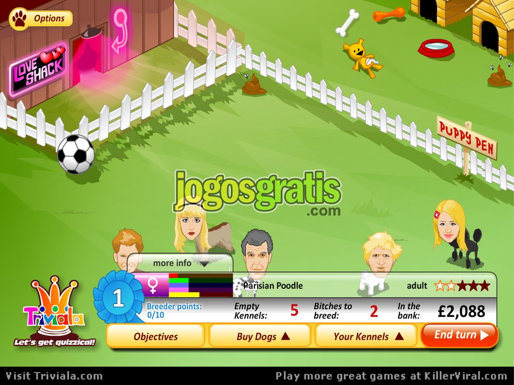 Celebrity Pedigree Jogo -Jogue online no Y8.com