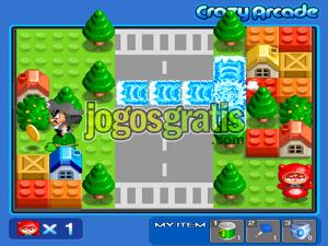 Crazy Bomberman Jogos bomberman