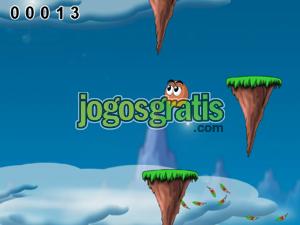 Crazy Nut Jogos de plataforma