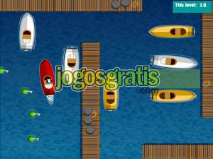 Docking Perfection Jogos de barcos