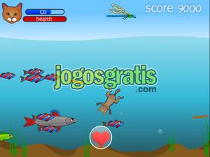 Fish CaTcher Jogos de animais