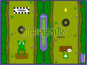 Frog Race Jogos de corrida