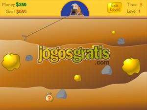 Gold Miner Jogos de habilidade