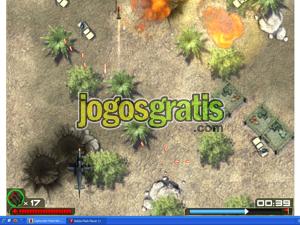Heli Strike Jogos de guerra