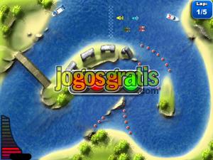 Jet Boat Racing Jogos de barcos