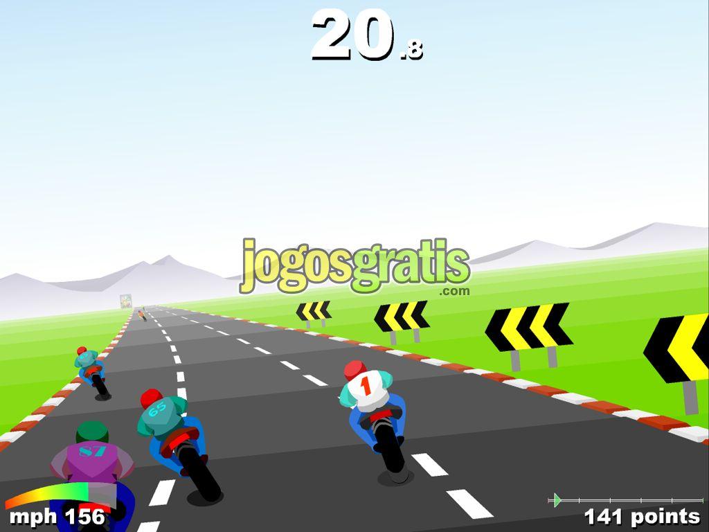 Jogar jogo de motos