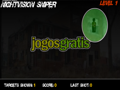 Jogo gratis Nightvision Sniper