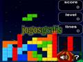 Jogo de tetris Flashblox