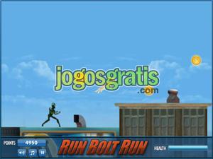 Run Bolt Run Jogos de animais