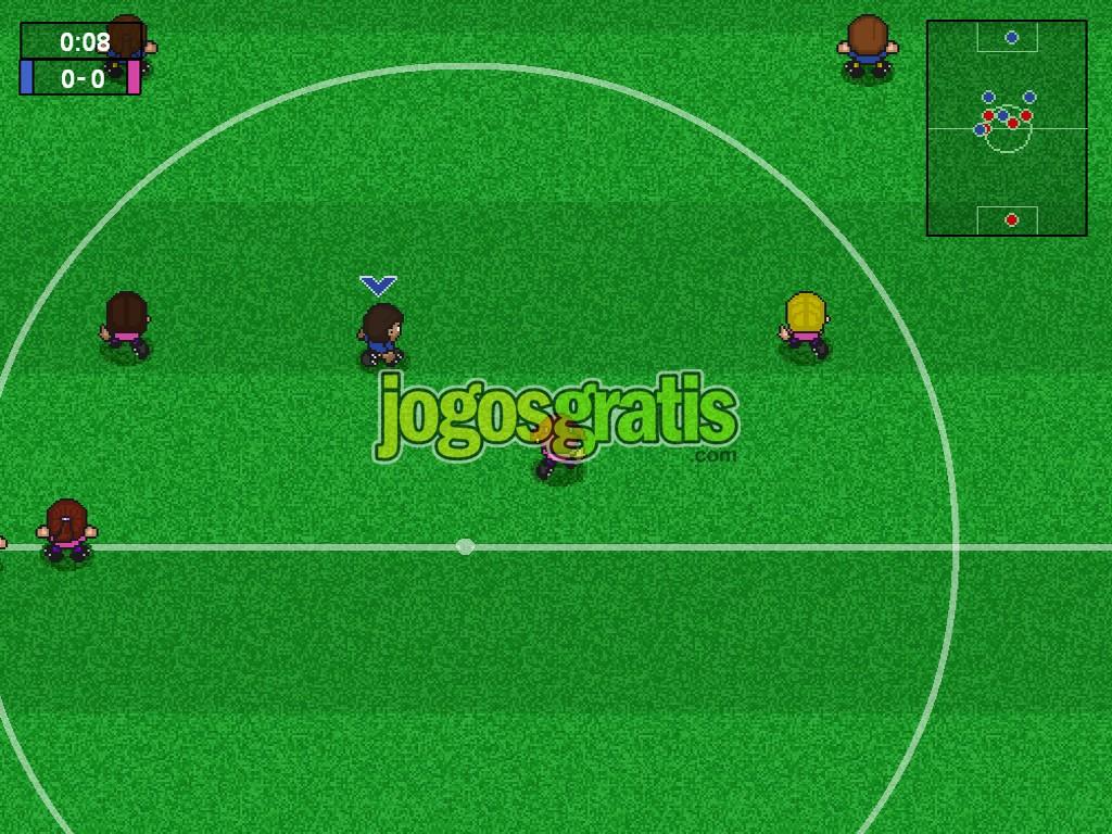 Jogo futebol online gratis
