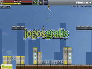 ShatterBot Jogos de plataforma