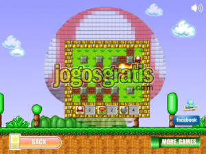 Super Mario Bomber Jogos bomberman