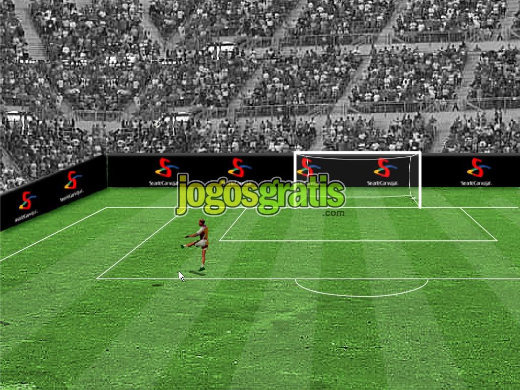 Jogos de futebol gratis